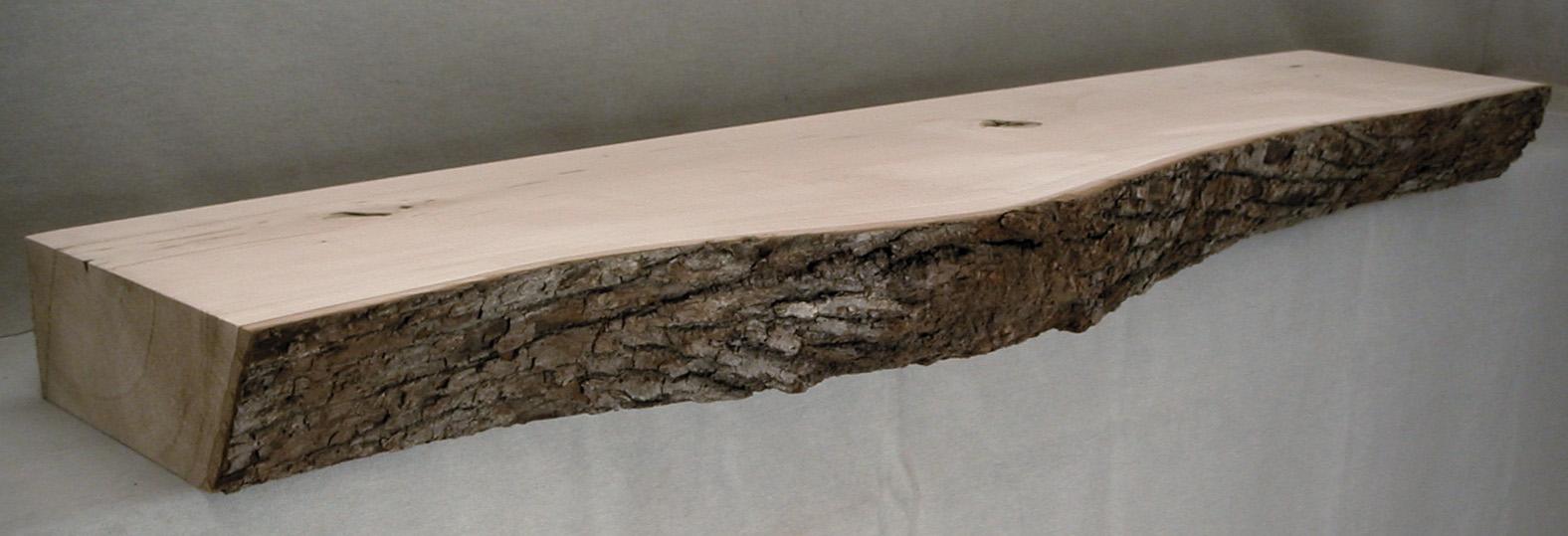 log fireplace mantels kettle moraine hardwoods inc